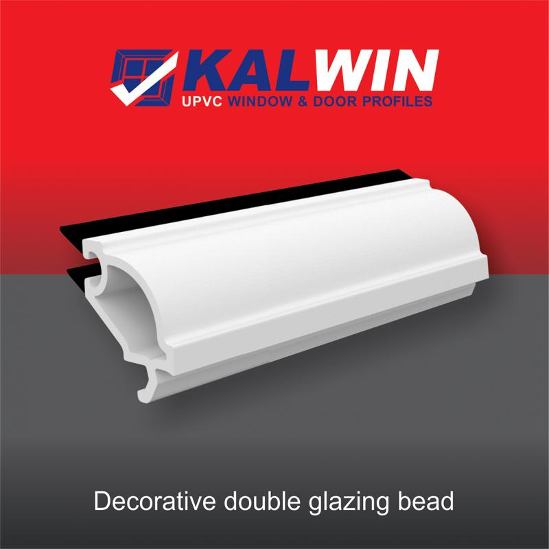 07 KALwin Decorative double glazing bead
